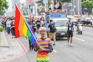 Тайвань легализовал однополые браки