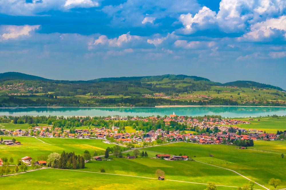 Открой свою Германию: Швангау.Вокруг Света. Украина