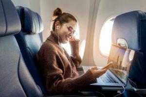Ирландская авиакомпания предлагает пассажирам бронировать пустое место рядом с собой