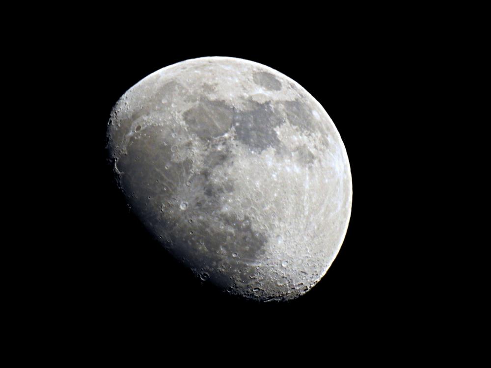 В Луну врезалась карликовая планета – поэтому ее полушария асимметричны.Вокруг Света. Украина