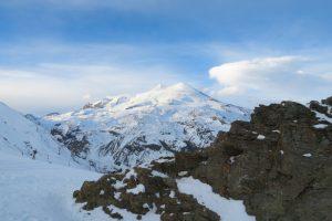 При восхождении на Эльбрус погиб украинский альпинист