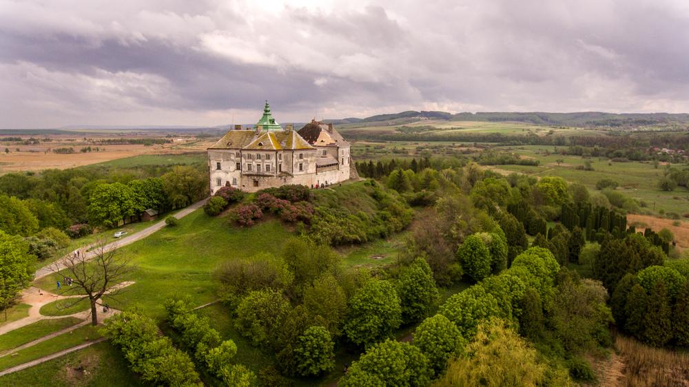 5 львівських замків з найцікавішою історією.Вокруг Света. Украина