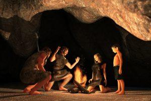 Семейные игры каменного века: как развлекались 14 тысяч лет назад