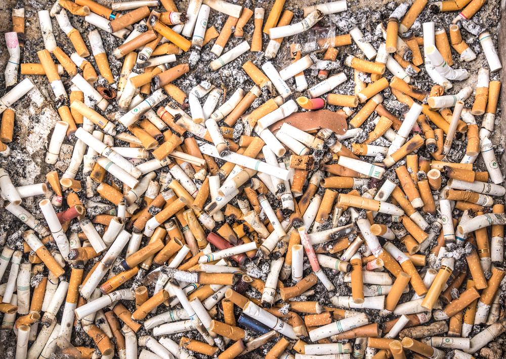 Окурки создали экологическую проблему: как ее решают