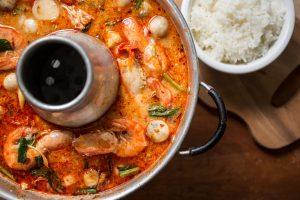 Тайский суп внесут в список мирового наследия ЮНЕСКО