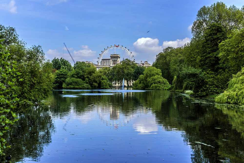 Лондон станет первым в мире городом-парком.Вокруг Света. Украина