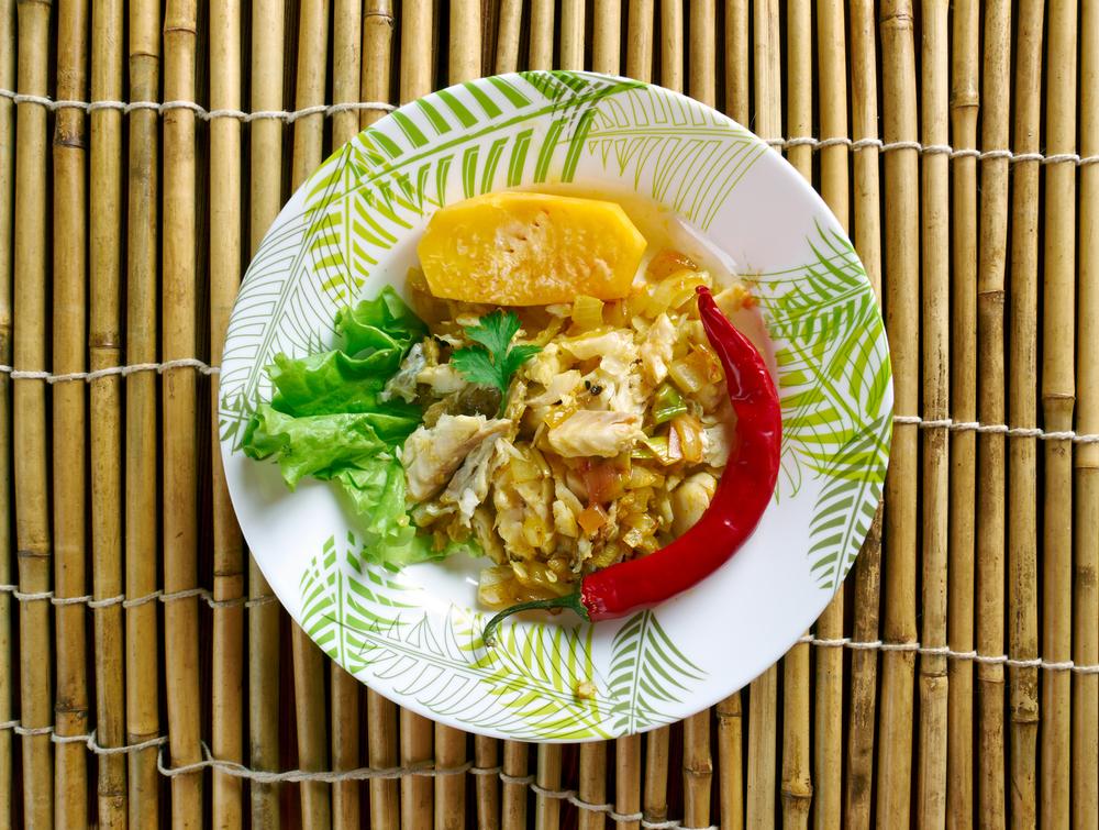 завтрак на Ямайке