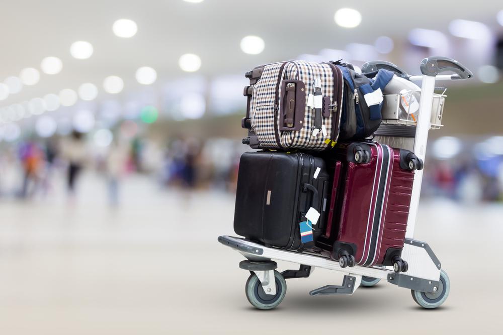 Как пассажиры чаще всего теряют багаж.Вокруг Света. Украина