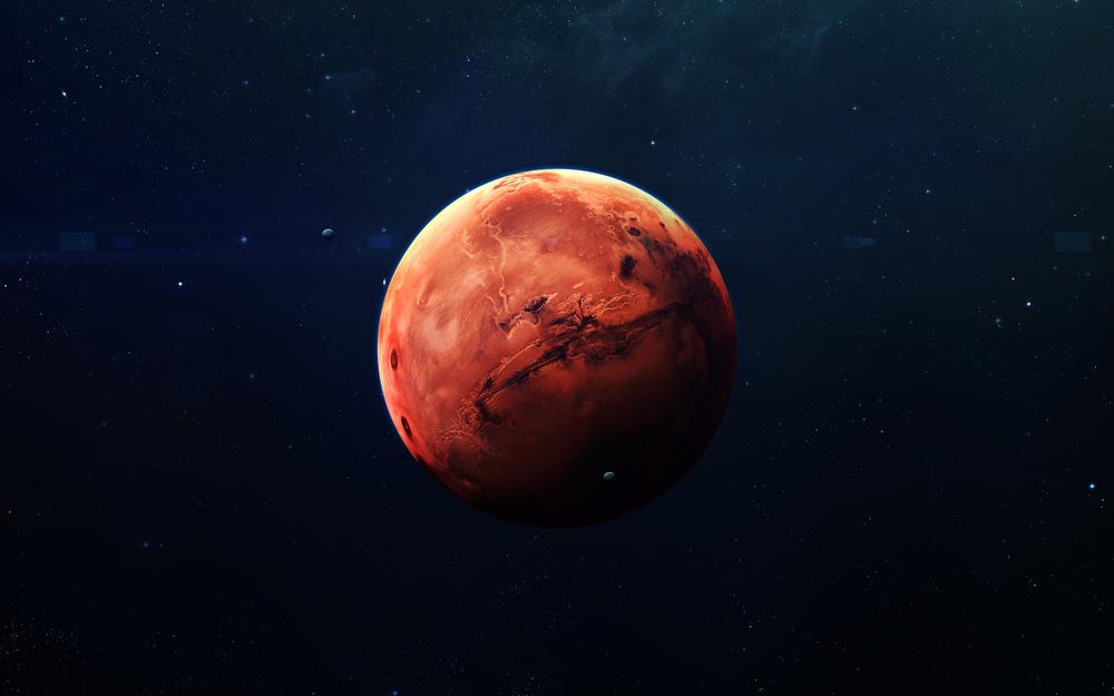 NASA предложило желающим отправить свое имя на Марс.Вокруг Света. Украина