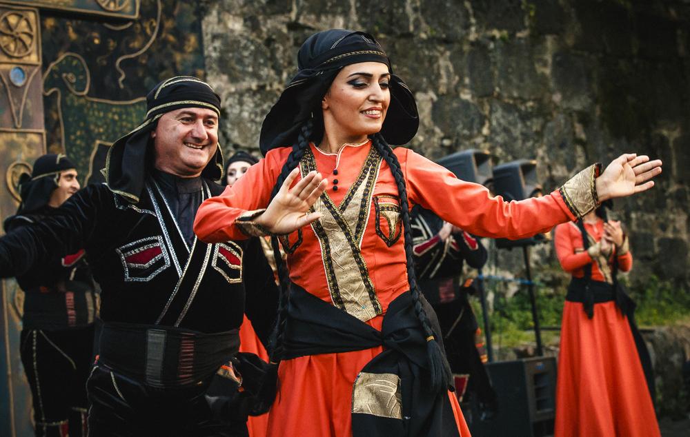 День Києва: Фестиваль народів культури Кавказу на Співочому полі