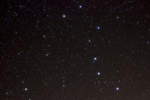 Звезда Большой медведицы оказалась межгалактическим пришельцем