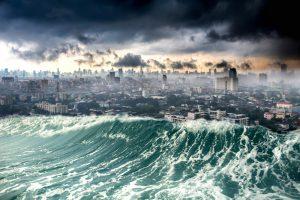 Геологи обнаружили в океане аномалию, вызывающую катаклизмы