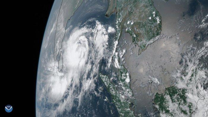 На восток Индии обрушился циклон Фани.Вокруг Света. Украина