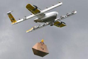 В Финляндии еду будут доставлять дроны