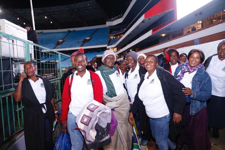 Половина министров в правительстве ЮАР – женщины