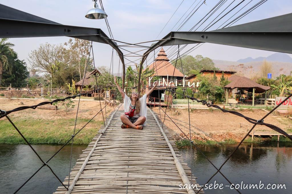 Пай в Таиланде
