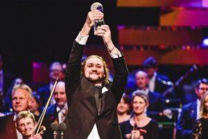 Украинский оперный певец победил в престижном конкурсе ВВС