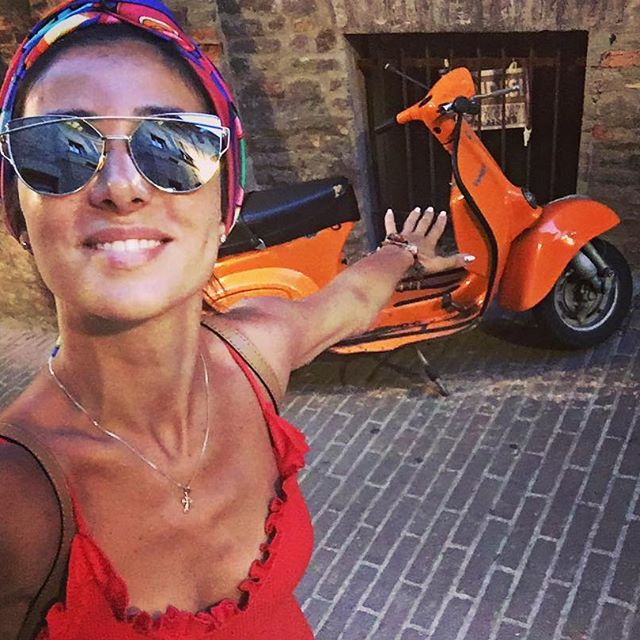"""Злата Огневич: """"В роду были итальянцы, и в Италии я чувствую себя счастливой"""""""