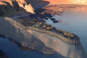 Ученые воссоздали внешний вид древнейшего форта