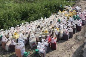 Экологическая катастрофа в Украине: в реку Рось попали химикаты