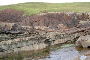 Древний ударный кратер обнаружили у берегов Шотландии