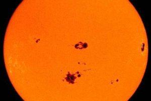 Солнце достигло минимума активности - НАСА