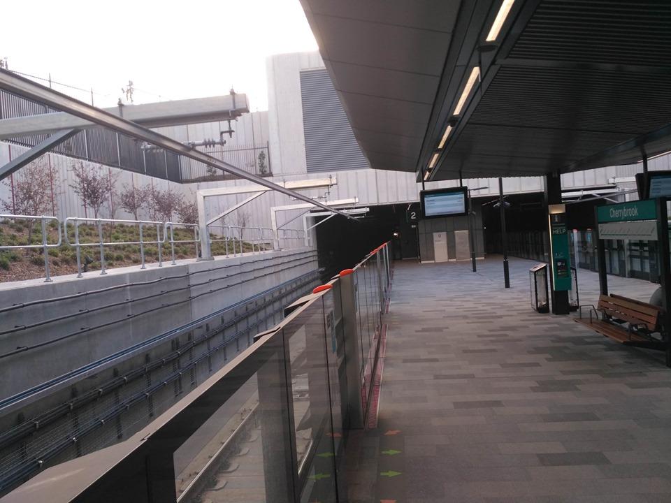 В Сиднее открылось первое в стране метро с беспилотными поездами