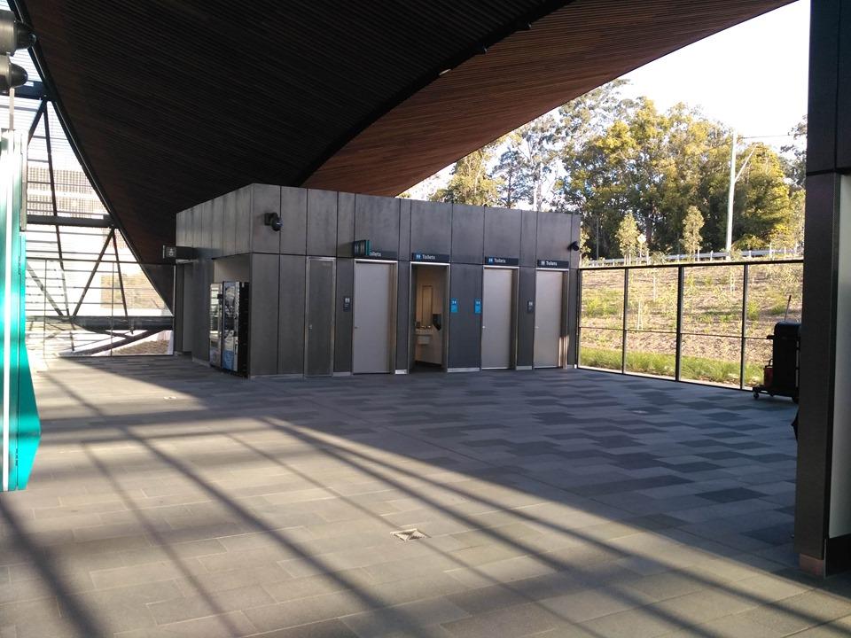 метро в Сиднее