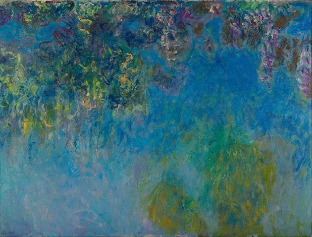 Под картиной Клода Моне нашли еще одну, более ценную