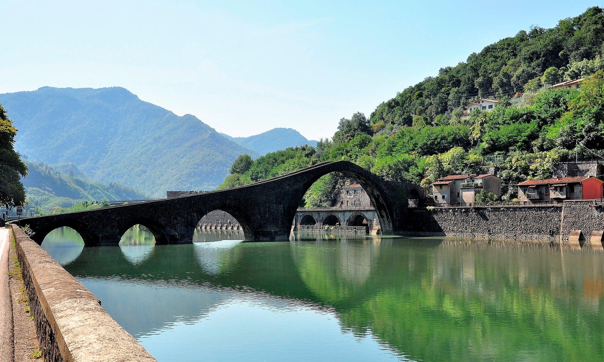 веломаршрут Италия