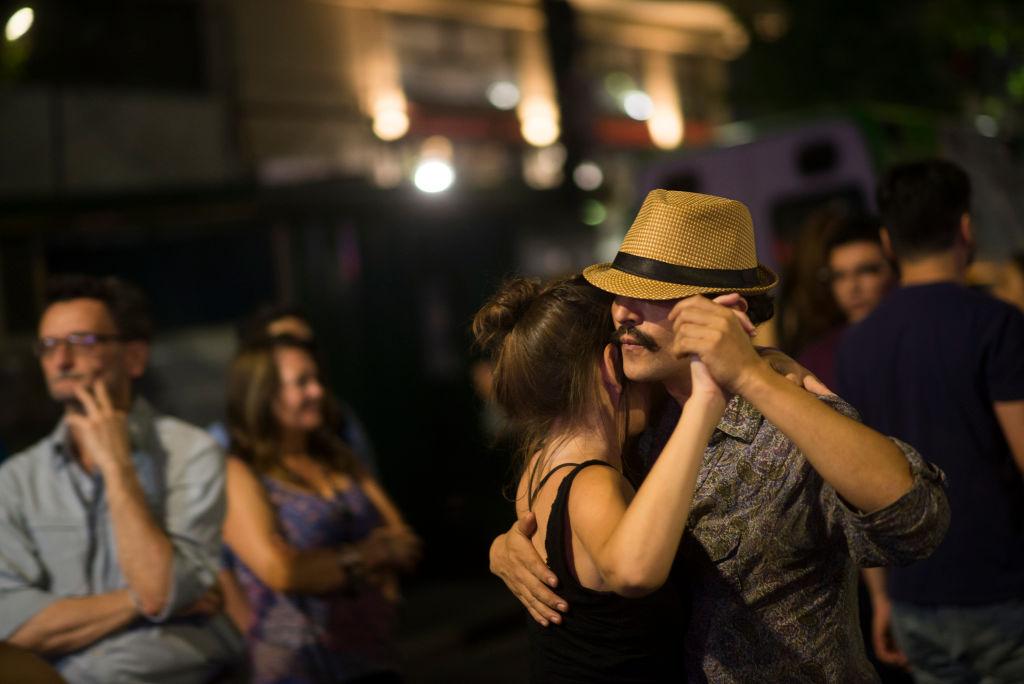 фестиваль танго