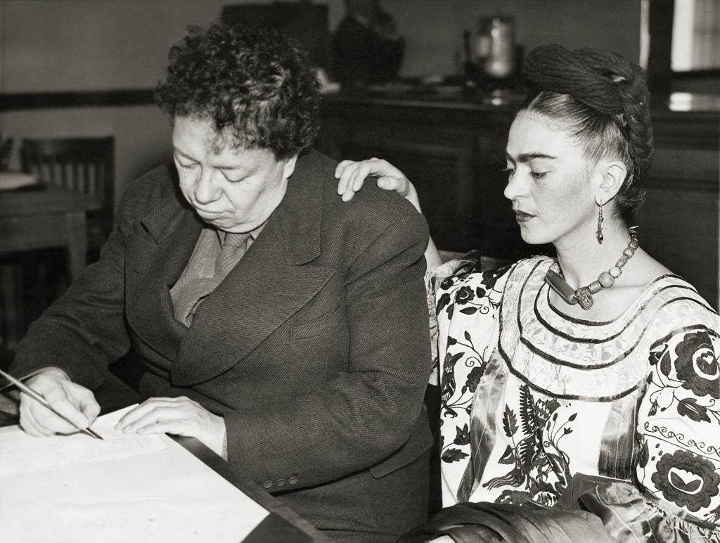 Принадлежит ли голос на записи Фриде Кало?