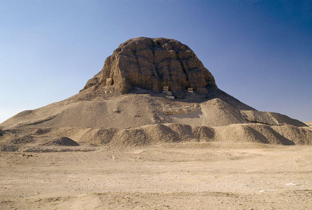 Пирамиду в Эль-Лахуне впервые открыли для туристов