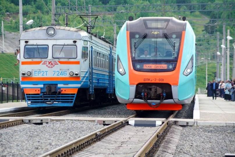 В Украине билеты на поезд будут продаваться за 60 дней