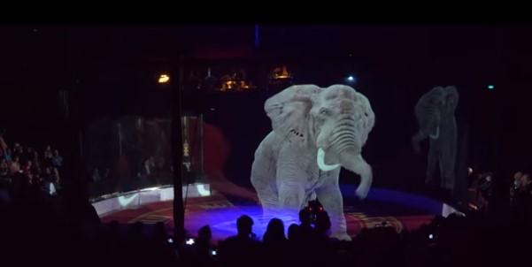 В Германии животных в цирке заменили голограммами.Вокруг Света. Украина