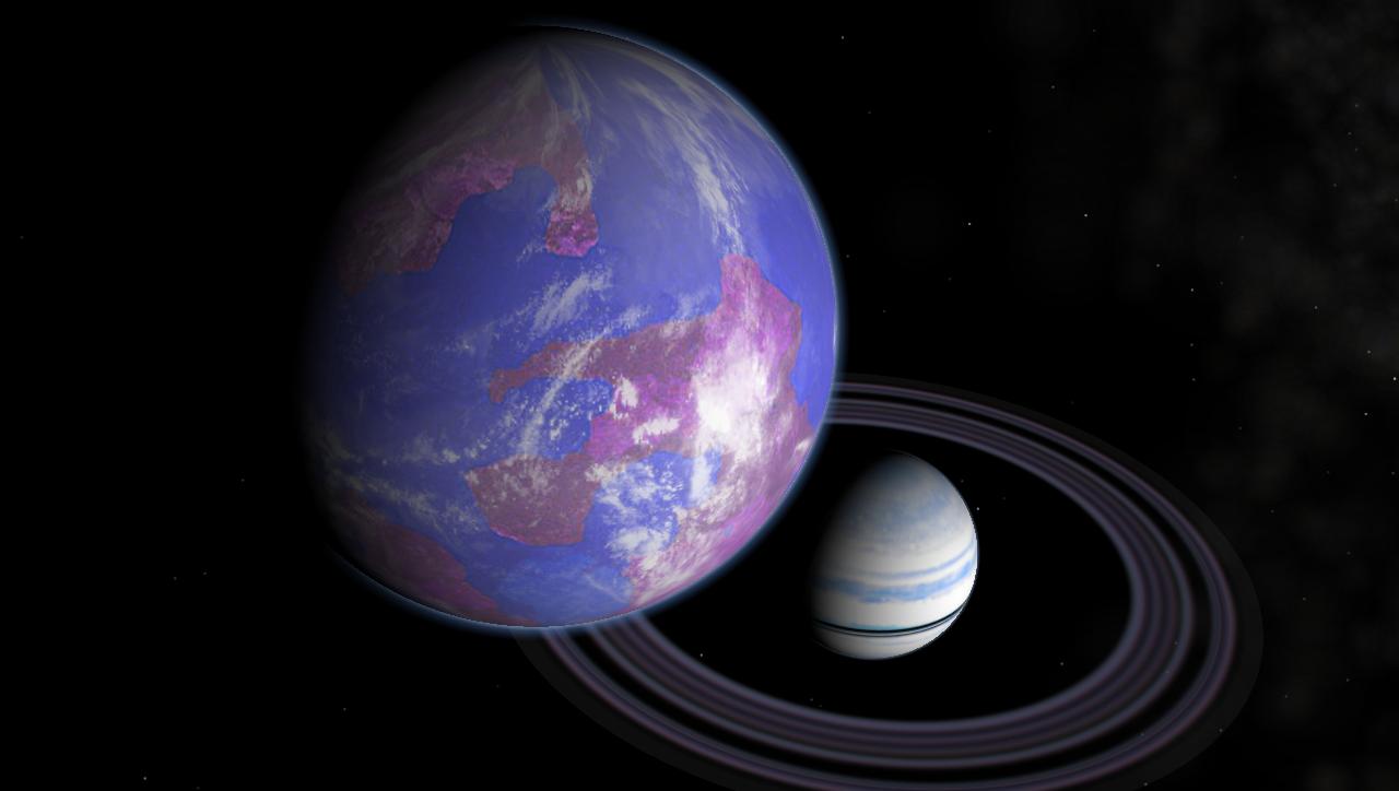 Экзолуны могут быть домом для инопланетян