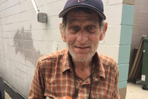 67-летний бывший бомж из Техаса поступил в университет