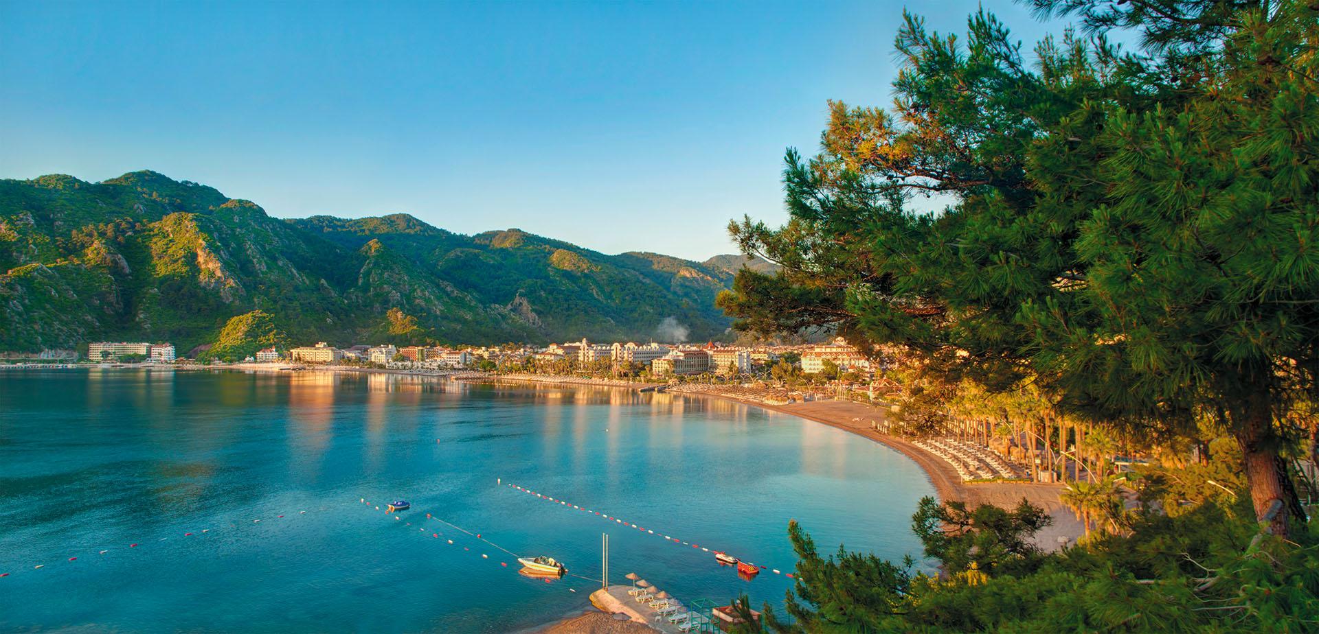Мармарис: немного Европы в сердце Турции