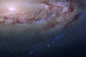 Обнаружена галактика, движущаяся в сторону Млечного пути