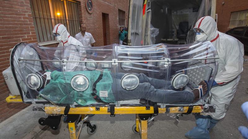 В Конго число жертв лихорадки Эбола превысило тысячу человек.Вокруг Света. Украина