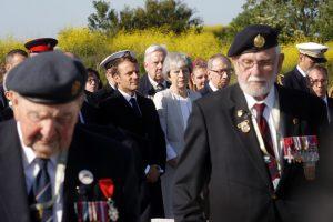 Запад отмечает 75-летие высадки войск в Нормандии