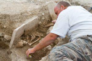 В древнейшем городе мира жители страдали от тесноты и грязи