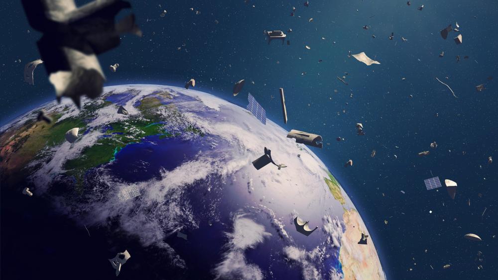 Европейское космическое агентство затеяло генеральную уборку орбиты