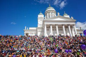 Финская церковь присоединится к гей-параду в Хельсинки