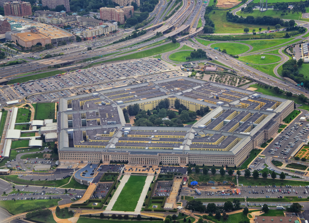 Пентагон - крупнейший источник выброса парниковых газов.Вокруг Света. Украина