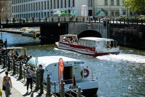 В Берлине четыре туриста стали жертвами писающего мужчины