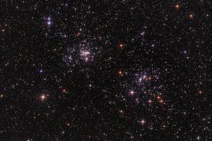 Две мертвые звезды слились в одну и «ожили»