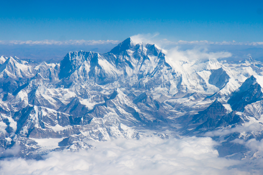 На Эвересте установили метеостанцию на рекордной высоте
