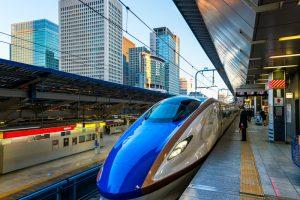 В Японии улитка устроила железнодорожный коллапс