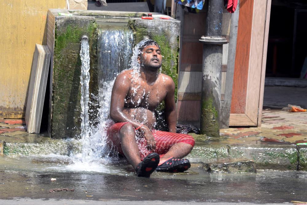 В Индии жара достигла рекордных 50 градусов по Цельсию